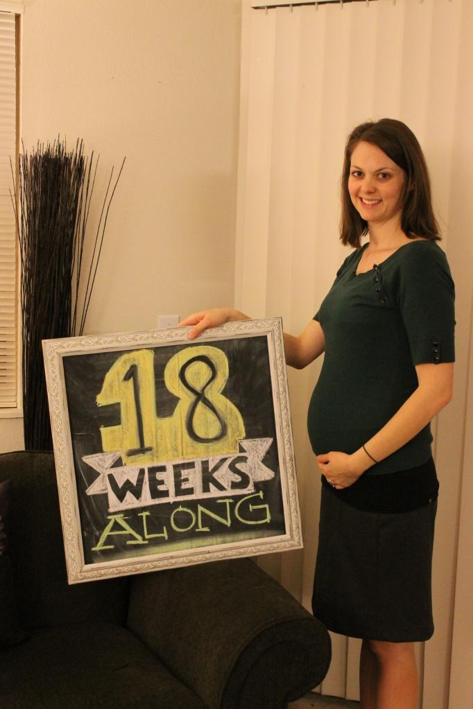 18 Weeks along