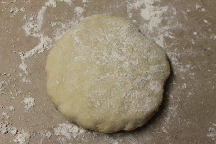 Pie Dough.  Now for the Faint of Heart