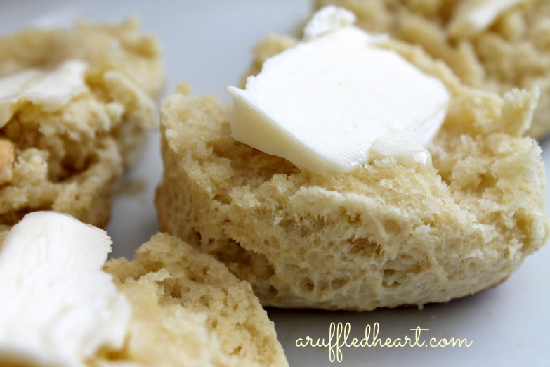 quick and easy drop biscuits